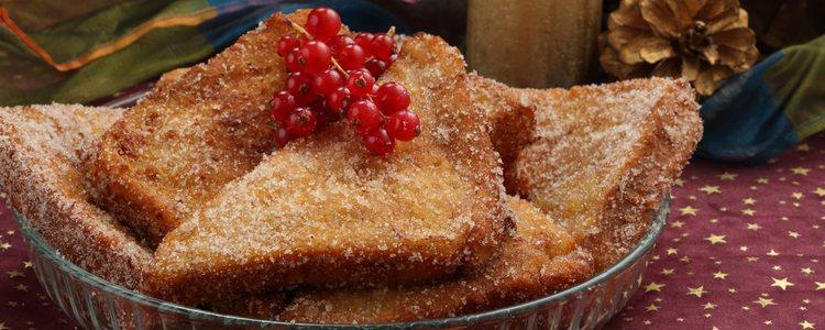 Las rebanas brasileñas son como las tradicionales torrijas españolas