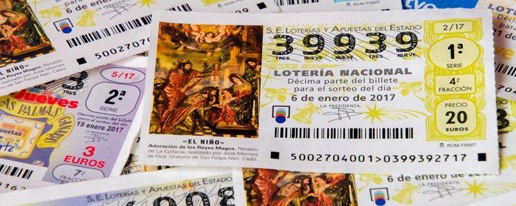 Los décimos de la Lotería de Navidad tendrán un coste de 20 euros