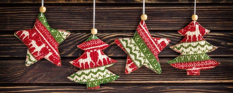 Los adornos navideños hechos por ti te saldrán de lo más económicos