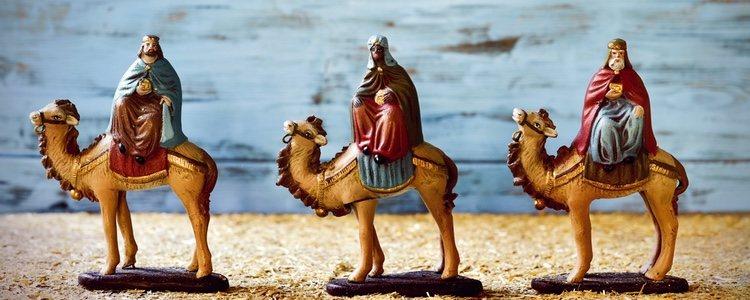 Los Reyes Magos pertenecen a una tradición cristiana