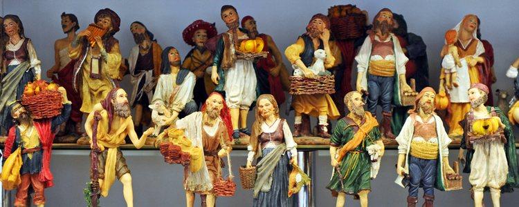 En Badajoz se encuentra el belén bíblico más grande Europa