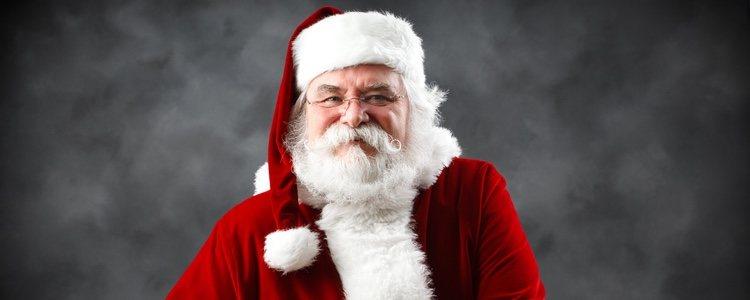 Santa Claus o Papá Noel es un personaje típico de la Navidad conocido por todo el mundo