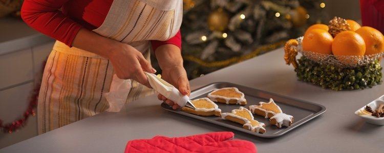 Cocina tu postres navideños favoritos y no pasarás frío