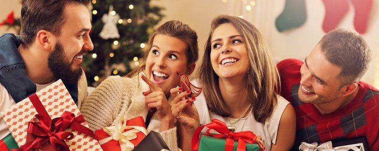 Haz un amigo invisible con tus amigos regalando cosas creativas