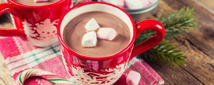 Un buen chocolate caliente es ideal para combatir el frío