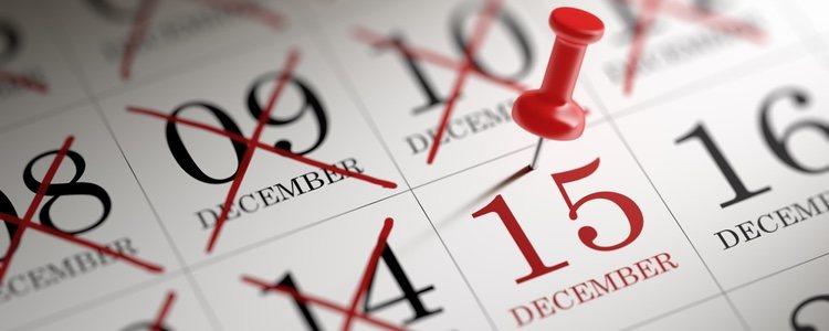 El 15 de diciembre es el mejor día para volar