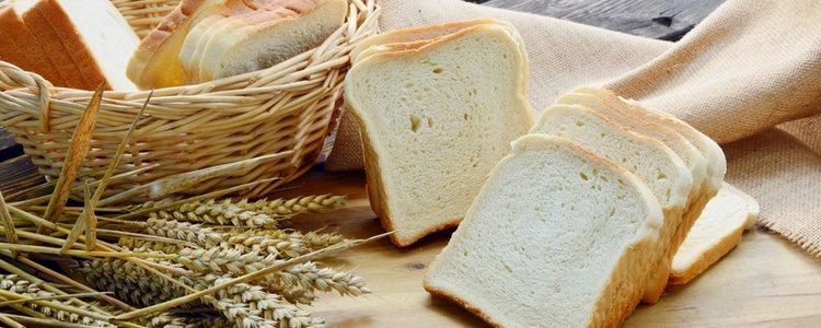 Al comer pan blanco ingerimos una gran cantidad de carbohidratos