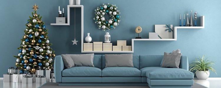 Existen multitud de opciones para decorar el hogar en Navidad