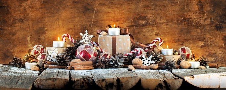 Las velas permiten crear un clima relajarte y tranquilo