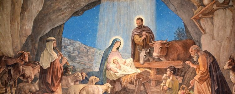 Los protestantes celebran la Navidad de la misma forma