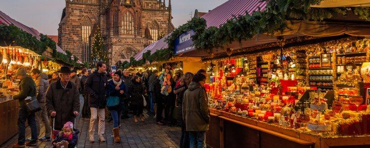 El famoso mercadillo del país germano