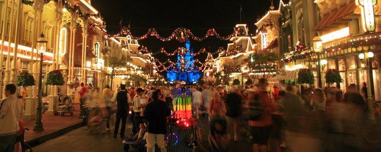El parque temático de Disneyland es una de las opciones más solicitadas