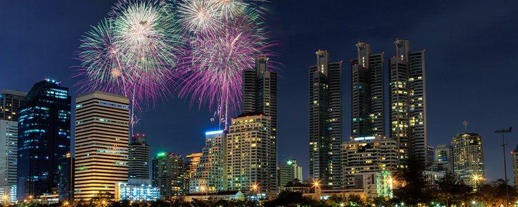 En este lugar, existen dos fechas con celebración de año nuevo
