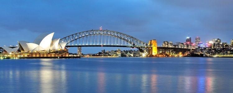 Sydney es uno de los primeros lugares en celebrar el año nuevo