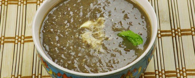 Las lentejas son un plato típico en la cena de fin de año