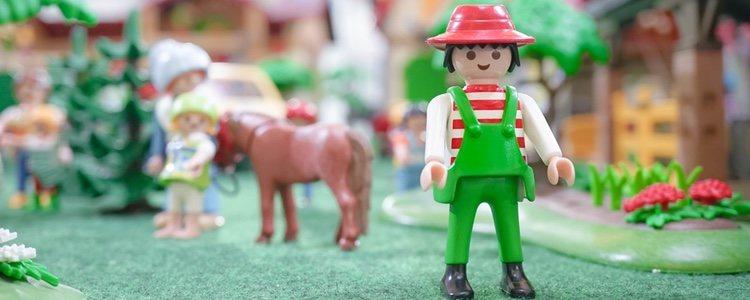 La granja de Playmobil presenta multitud de accesorios