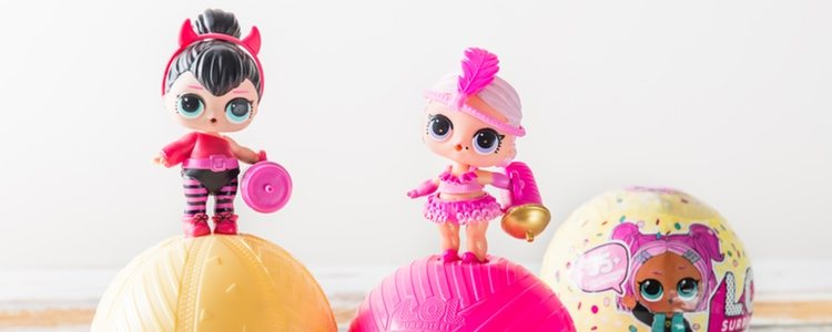 Estas muñecas triunfaron en 2017 y vuelven a la carga este año