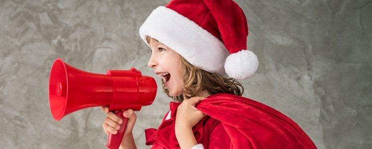 Es mejor regalar poco para seguir alimentando las ganas y el deseo de los niños