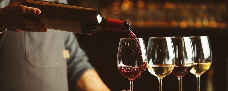 Existe una gran variedad de vinos para diferentes menús