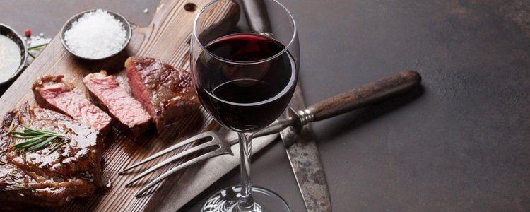 El color de la ternera te indica el vino que tienes que tomar