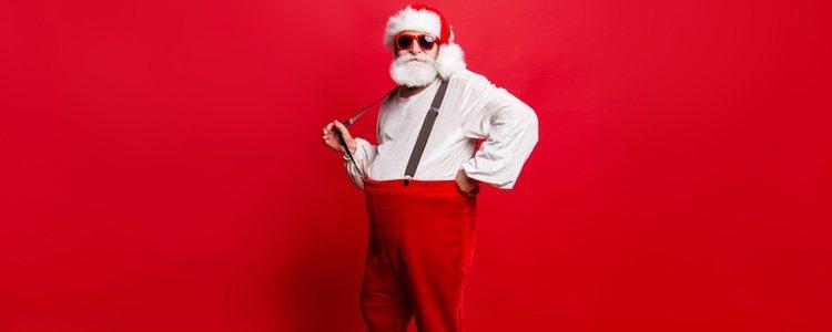 Papá Noel llega a los hogares la madrugada de Nochebuena a Navidad