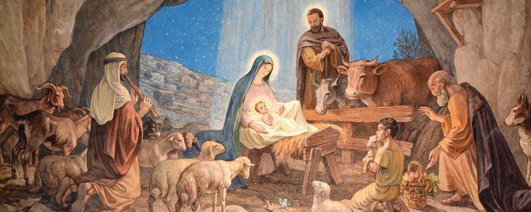 La Navidad consiste en festejar el nacimiento de Jesucristo
