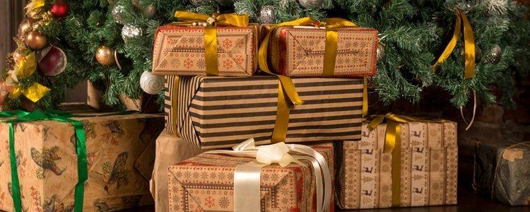 No hay nada mejor que la emoción de abrir regalos