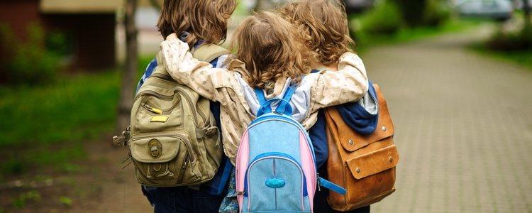 Reforzar todo lo que le gusta de la escuela puede hacer la transición más amena
