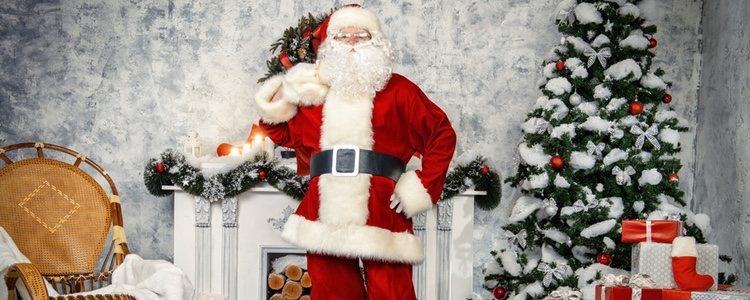 La figura de Papá Noel es distinta en cada parte del mundo