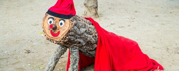 Tió de Nadal es una tradición que se sigue celebrando en Cataluña