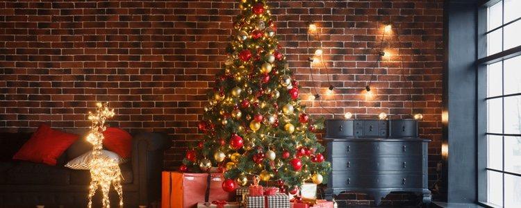 El árbol de Navidad es uno de los elementos fundamentales de decoración