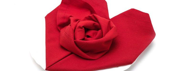 Rosas, corazones, orejas de conejo...multitud de formas son válidas
