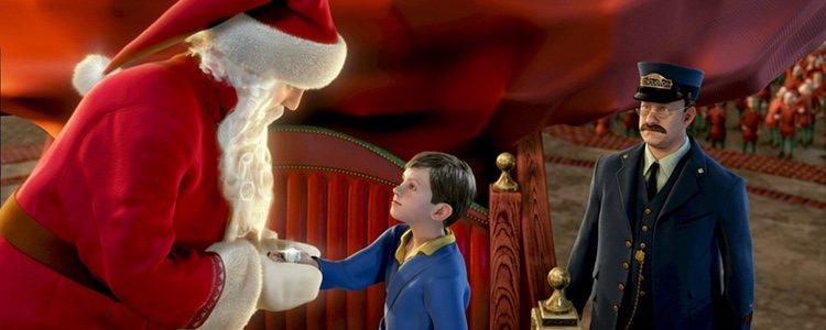 Fotograma de la película 'Polar Express'