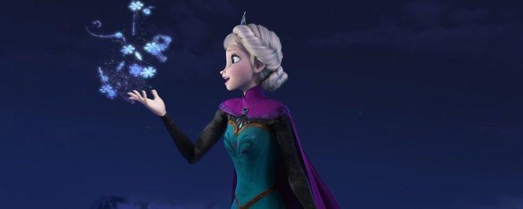 Fotograma de la película 'Frozen: el reino del hielo'