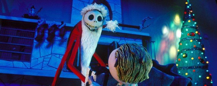 Fotograma de la película 'Pesadilla antes de Navidad'