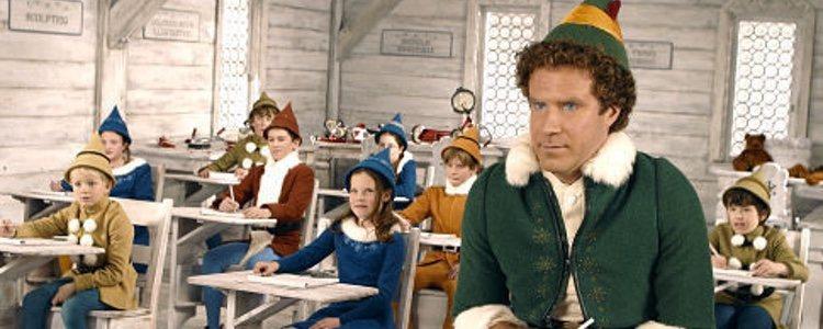 Fotograma de la película 'Elf'