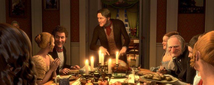 Fotograma de la película 'Cuento de Navidad'