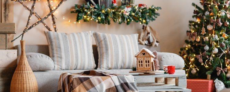 La decoración navideña debe ser hogareña y con espíritu festivo