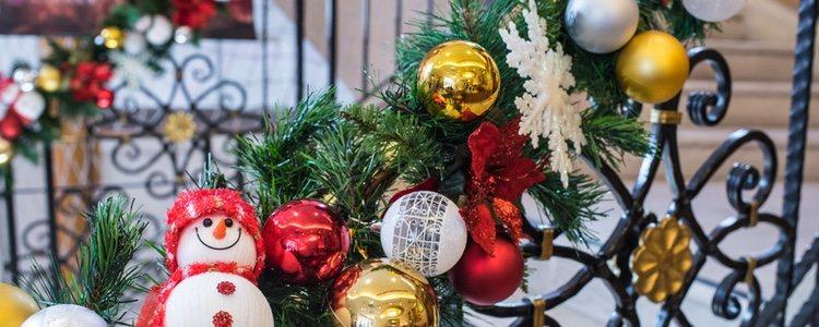 Existen multitud de decoraciones para ser original en Navidad