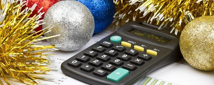 La organización del presupuesto es fundamental antes de comprar los regalos