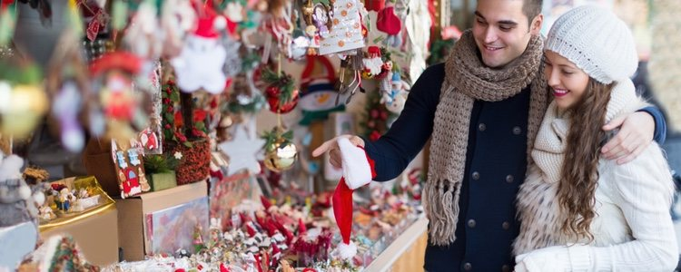 Comprando todo con antelación se evitan colas en los comercios