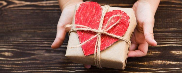 Las donaciones pueden convertirse en una bonita nueva tradición