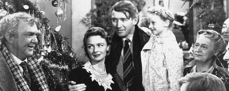 Fotograma de la película 'Qué bello es vivir'