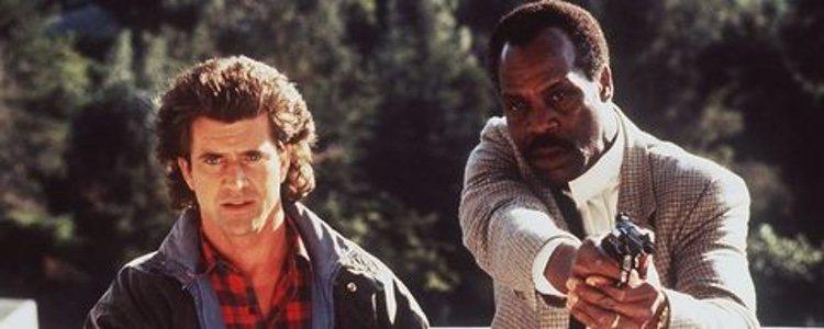 Fotograma de la película 'Arma Letal'