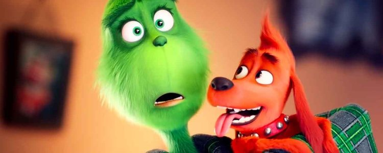 Fotograma de la película 'Grinch'