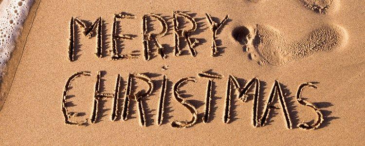 Hay muchas personas que prefieren pasar la Navidad rodeado de buenas temperaturas