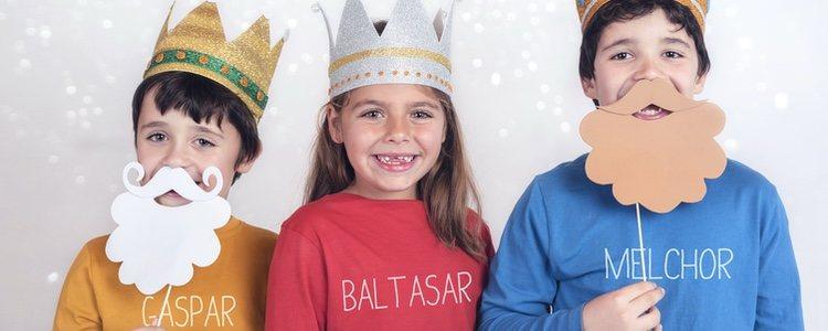 Elige entre Melchor, Gaspar y Baltasar