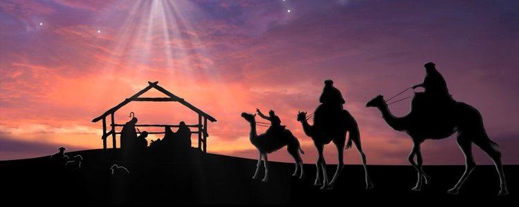 Aunque no llegase para el nacimiento, llegó para la muerte del Mesías
