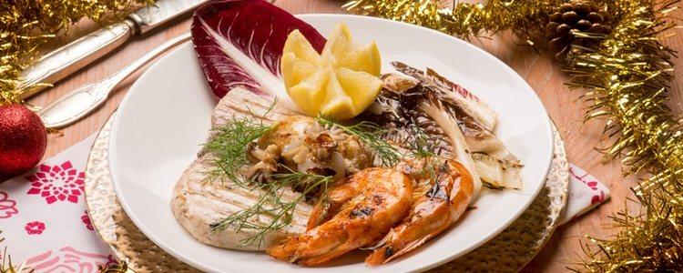 Escoger un pescado como plato principal es una de las mejores opciones