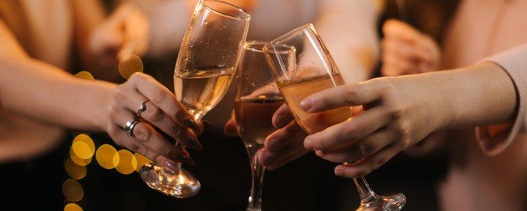 El alcohol aporta un gran número de calorías
